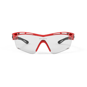 Rudy Project Tralyx Slim Glasses fire red gloss/impactX 2 photochromic black